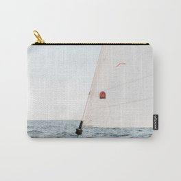 Sailboot by Andrew Neel Carry-All Pouch