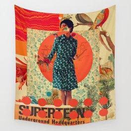 Superteen Wall Tapestry