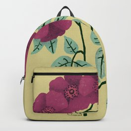 Beautiful Flower Backpack