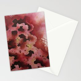 Biomorphic Untitled 5 Stationery Cards