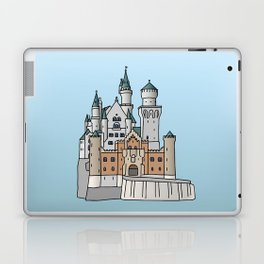 Neuschwanstein Castle Laptop & iPad Skin