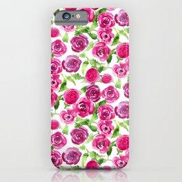 Brittarose Roses iPhone Case