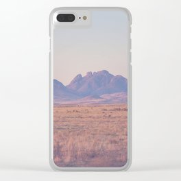 Westward II Clear iPhone Case
