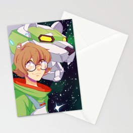 Green Paladin Stationery Cards