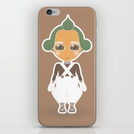 Willy Wonka iPhone Skin