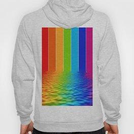 spectrum water reflection Hoody