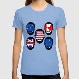 Spying The 5 Eyes T-shirt