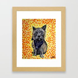The Cairn Framed Art Print
