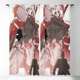 Gundam Astray Red Frame Blackout Curtain