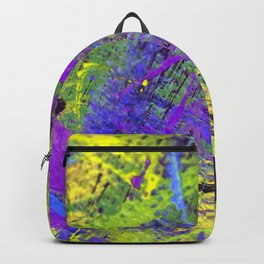 Ink Splash 02 Backpack