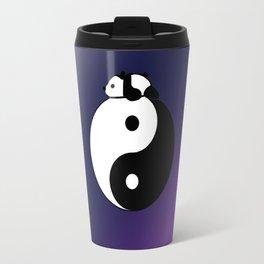 Yin & Yang panda Travel Mug