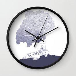Fruitful Beginnings Wall Clock