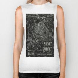 Silver Surfer Biker Tank
