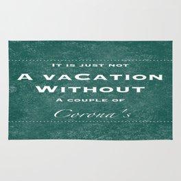 Vacation Confession #1 Rug