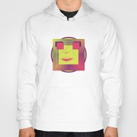 psychedelic Hoodies featuring Psychedelic by Zafer DEĞERLİ