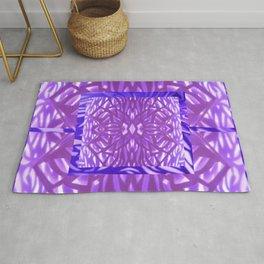 Pushing Purples Rug