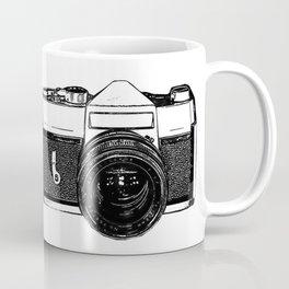 Camera Pop Coffee Mug