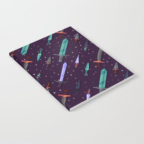 Daggs&Swords Notebook