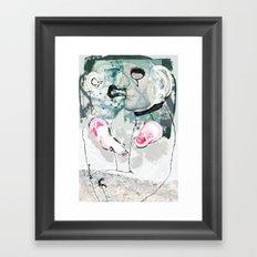 vitriol 6 Framed Art Print