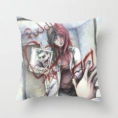 Dr. Harleen Quinzel Throw Pillow