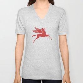 Pegasus Dallas Unisex V-Neck