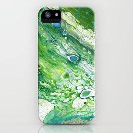 Fluid - Ver-te iPhone Case