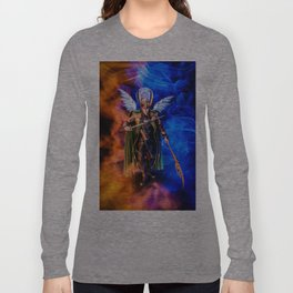 Frost Giant & Bringer of Ragnarok Long Sleeve T-shirt