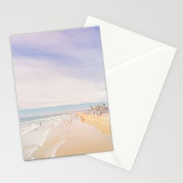 Newport Beach Pier Stationery Cards