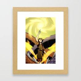 """""""Light"""" Framed Art Print"""