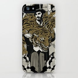 The tamer iPhone Case