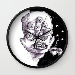 It's a starry coffeenight Wall Clock
