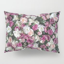Flower carpet Pillow Sham