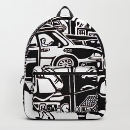 The Maine I Remember Backpack