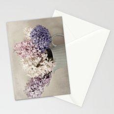 Hyacinths (2) Stationery Cards