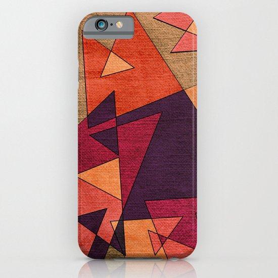 Earth Geometry 02 iPhone & iPod Case