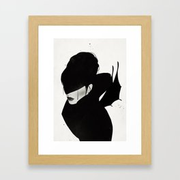 The Times They Are A-Changin' Framed Art Print