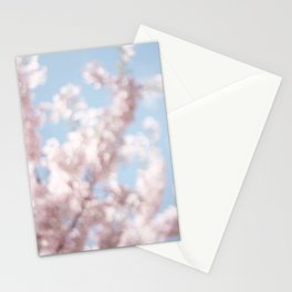 Natures candy floss Stationery Cards