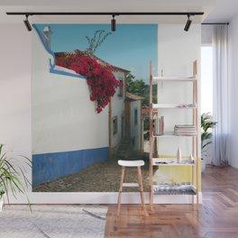 Portugal, Obidos (RR 180) Analog 6x6 odak Ektar 100 Wall Mural