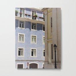 Lisboa 2 Metal Print