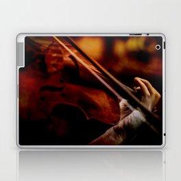 Lacrimosa Violinist Laptop & iPad Skin