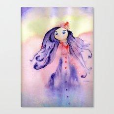 Girly Dreams Canvas Print