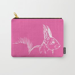 Retro Squirrel 2 Carry-All Pouch