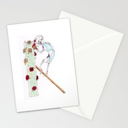 Alice Alphabet R Stationery Cards