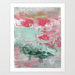 Composition #4 Art Print