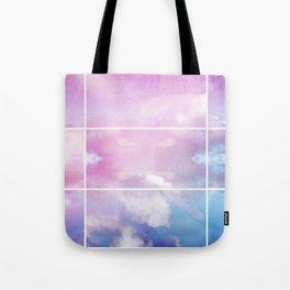Pastel Sky II Tote Bag