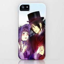 Victorian Age iPhone Case