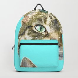 National Cat Day Backpack