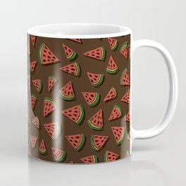 retro watermelons Coffee Mug