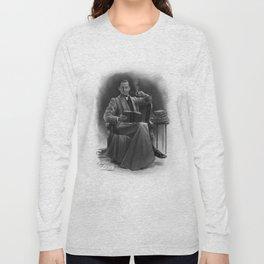 The Omnivorous Reader Long Sleeve T-shirt