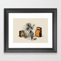 Unimaginable Symphonies Framed Art Print